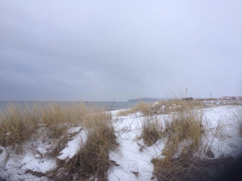Winter in Hiddensee